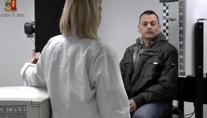 Mafioso z 'ndranghety wpadł po 8 latach. Mieszkał w Kanadzie