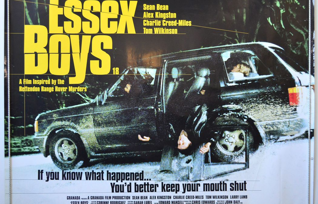 """""""Chłopcy z Essex"""" (2000) – brytyjskie gangusy w akcji"""