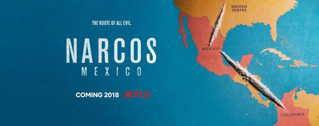 Nadchodzi Narcos Mexico