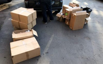 Ormianie przechowywali nielegalne papierosy za 130 tys zł.