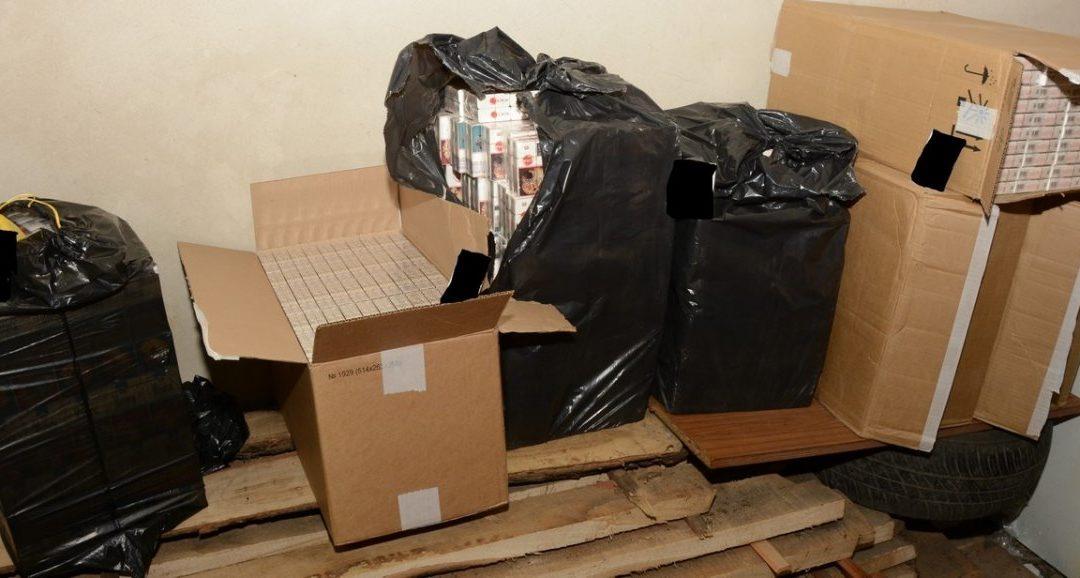 Kontrabanda za 300 tys w rękach policji
